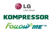 LG Kompressor Follow Me