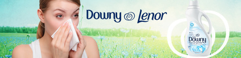 Downy lenor