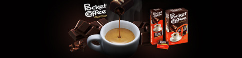 Pocket Coffee - launched Dec2014