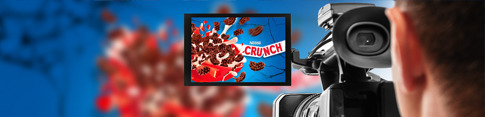 Crunch Pitches - launched Feb2015