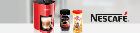 Nescafé Red Cup - launched May2015
