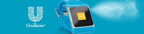 Unilever Deos 3 - launched May2015
