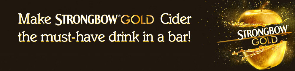Strongbow Gold Cider