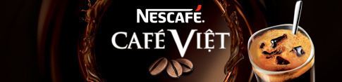 Nescafé Viet - launched Jan2015