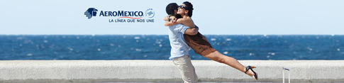Aeromexico - launched Feb2015