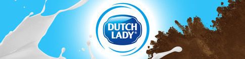 Dutch lady milk