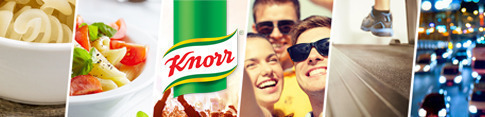 Knorr Snacking - launched May2015