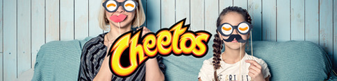 Cheetos - launched Jun2015