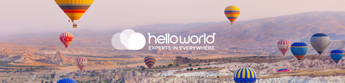 Helloworld - launched Aug2015