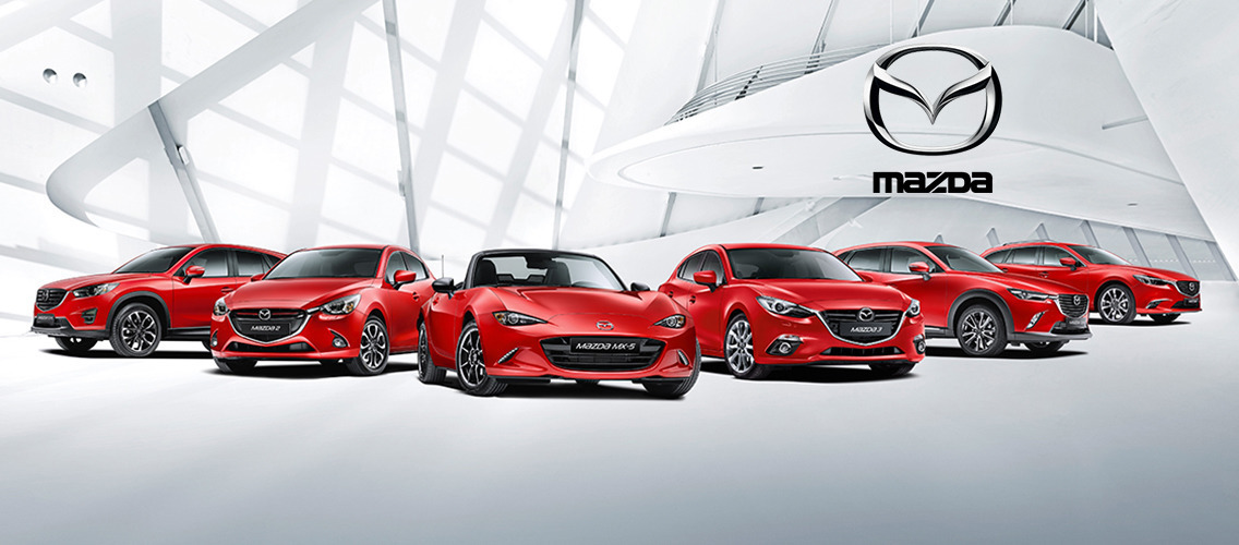 Make Mazda famous by inventing exciting events or experiences.