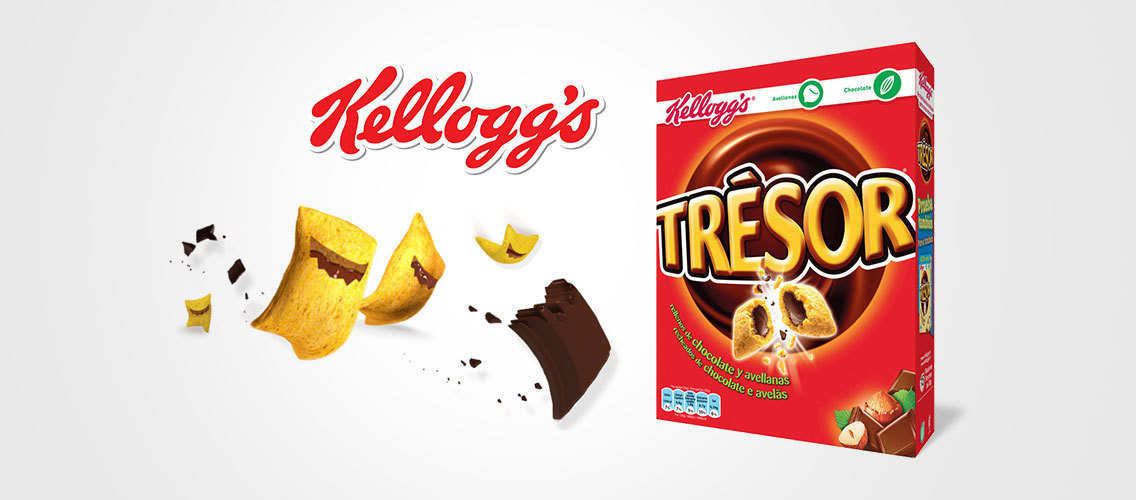 Invent a new and disruptive concept to attract French teens to Trésor cereal.