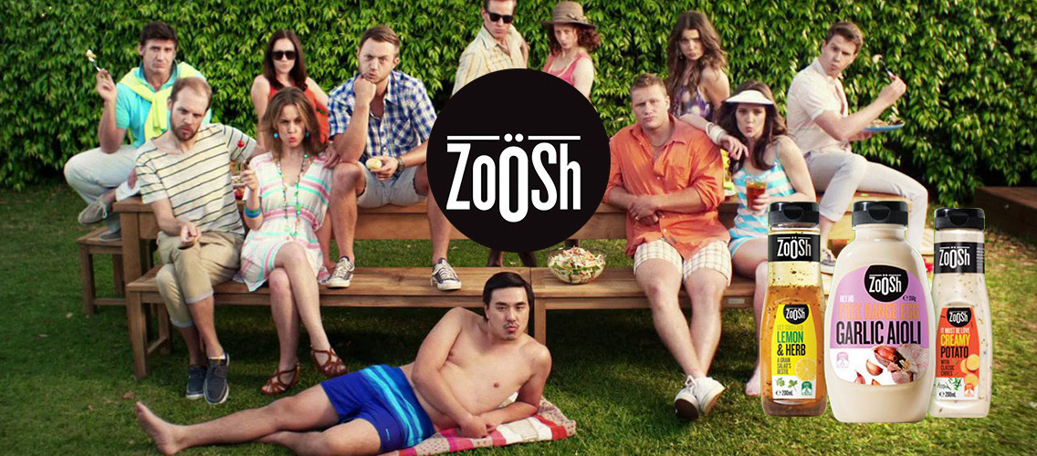 Pitch us hilariously creative stories of fun and food with ZoOSh!