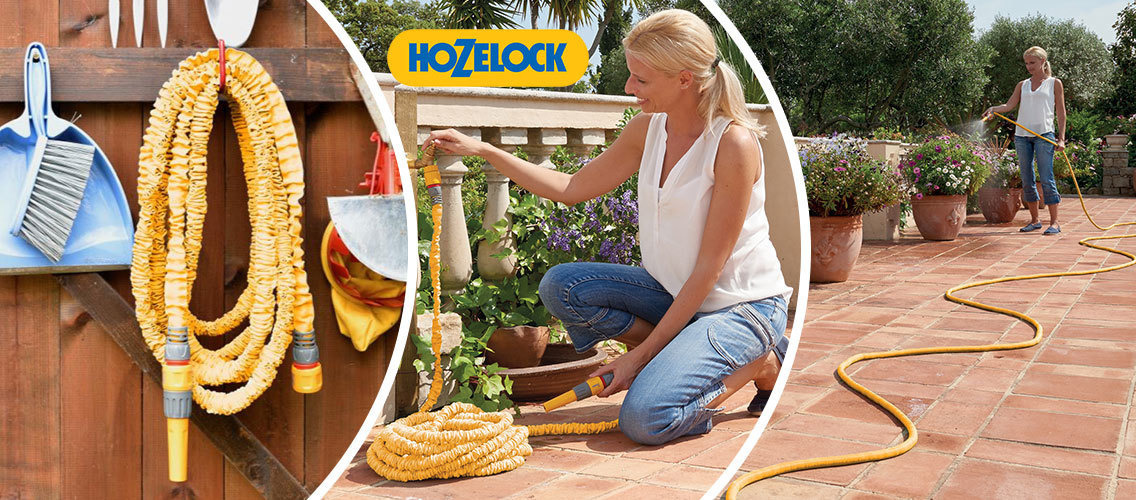 Imagine the next generation of garden hose storage solution !