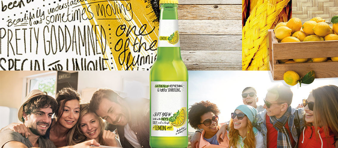 Invent a global name for alcohol free drink that can go all the way to the top!