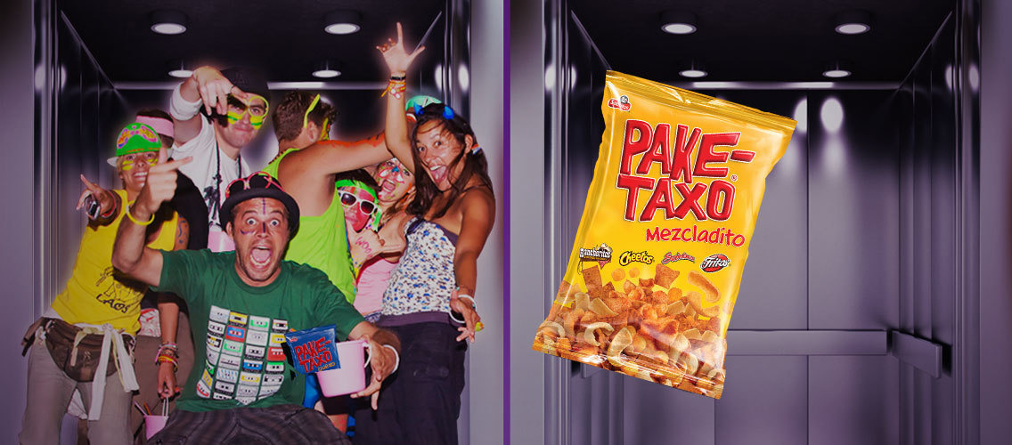 Invent the new concept of snacks that will unleash amazing moments in parties!