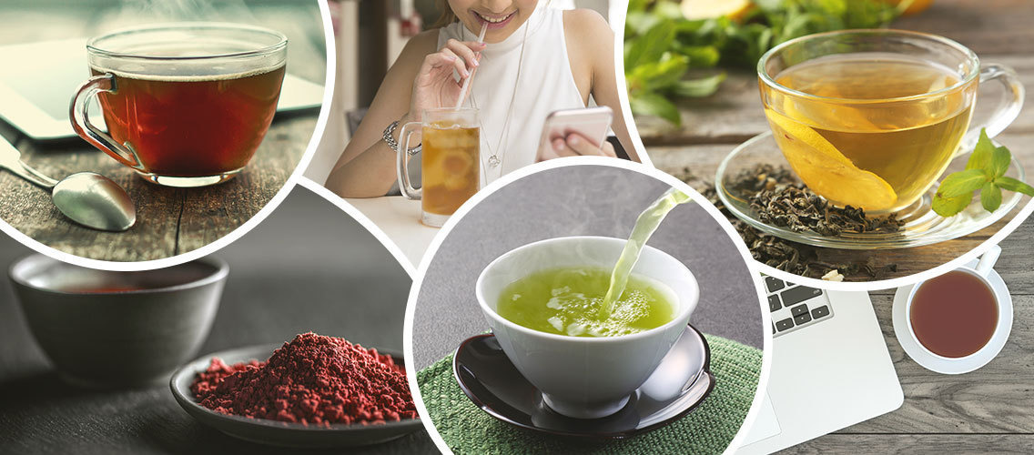 Invent the next big hit: bring to life a revolutionary & premium powdered tea technology
