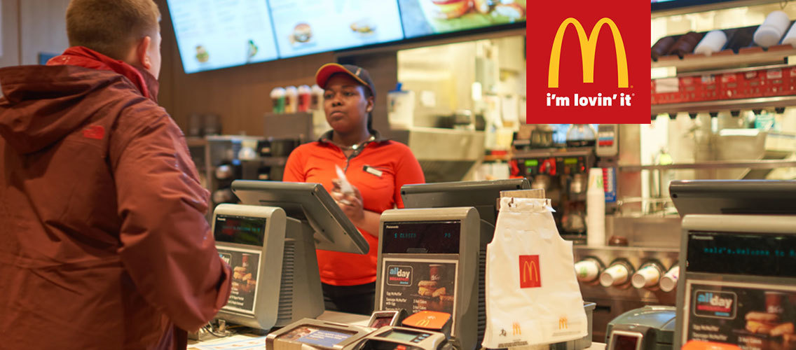 Invent the next McDonald's value menu!
