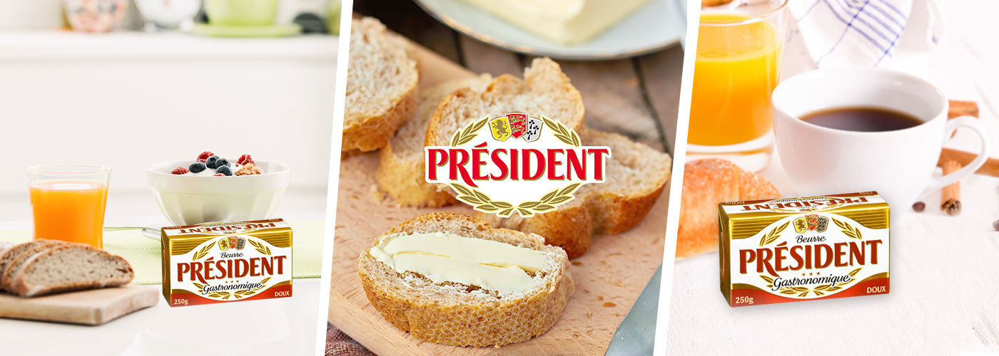 Reinvent Butter to cater to changing French breakfast routines that consume less and less butter at breakfast.