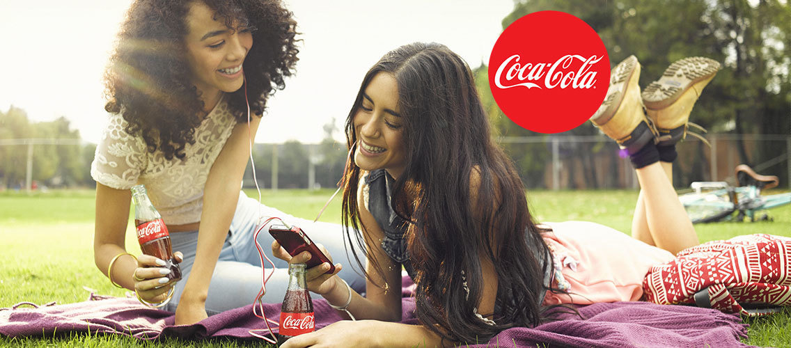 Create the most exciting experience for teenagers this summer with Coca-Cola!