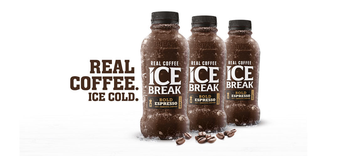 Convince modern Aussie men to choose the only real & strong iced coffee – Ice Break® with a distinctive new creative platform and memorable storyboard execution