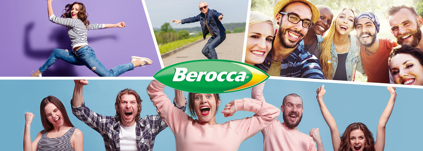 Bring to life the virtuous circle of energy & positivity for Berocca's next campaign!