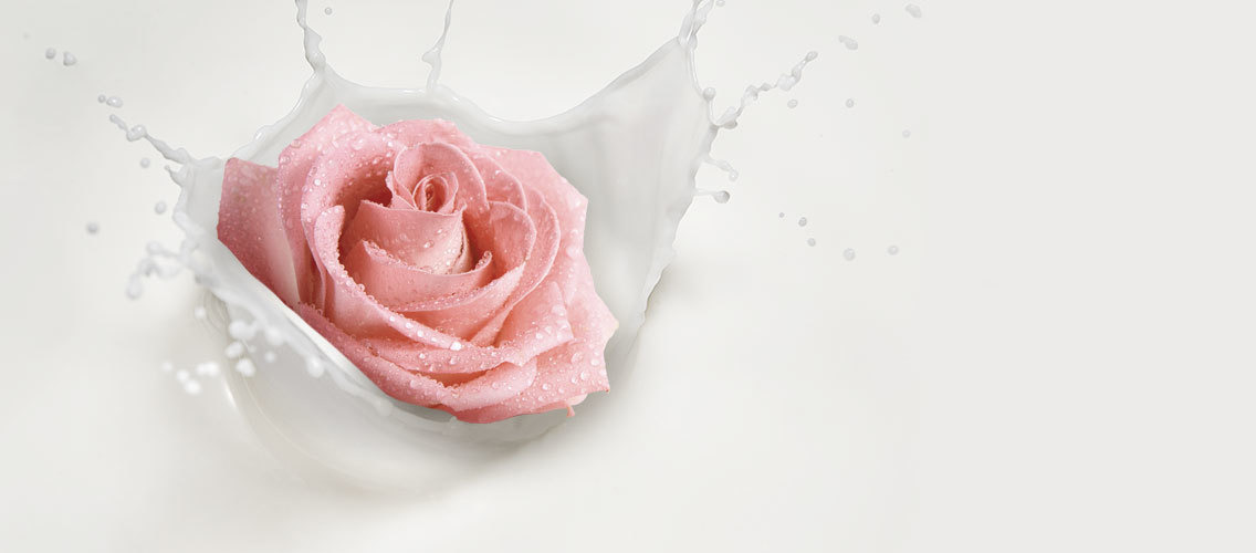 Break with the communication conventions of a rose-based premium skincare brand and reinvent them!