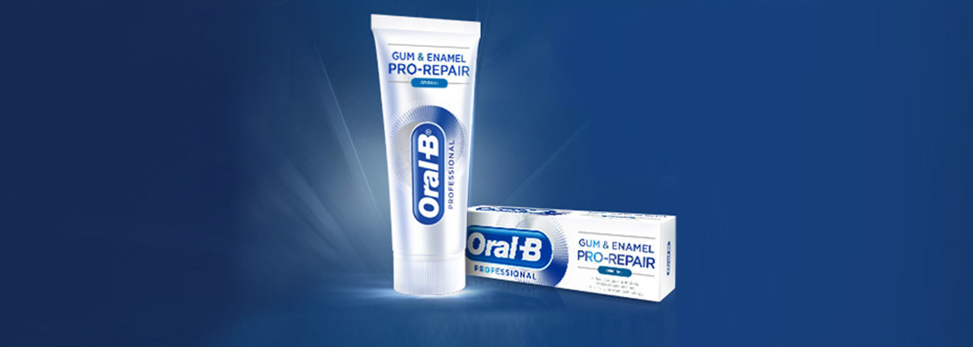 Help Oral B Toothpaste get noticed!