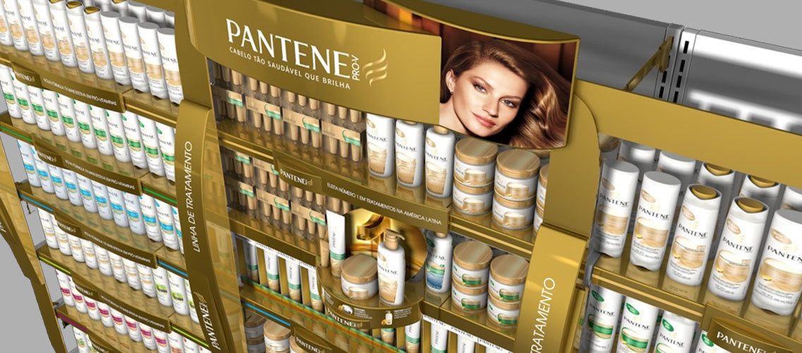 Help each woman in Latin America to choose the right PANTENE Shampoo & Conditioner for her hair type.