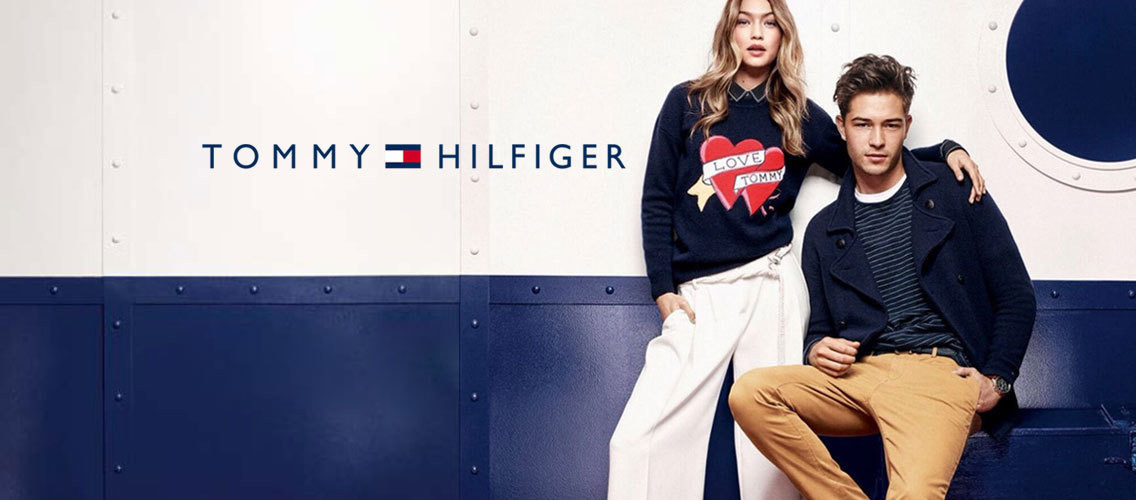 Rethink the Tommy Hilfiger Future Store