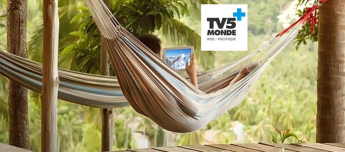 TV5MONDE - French TV On-The-Go