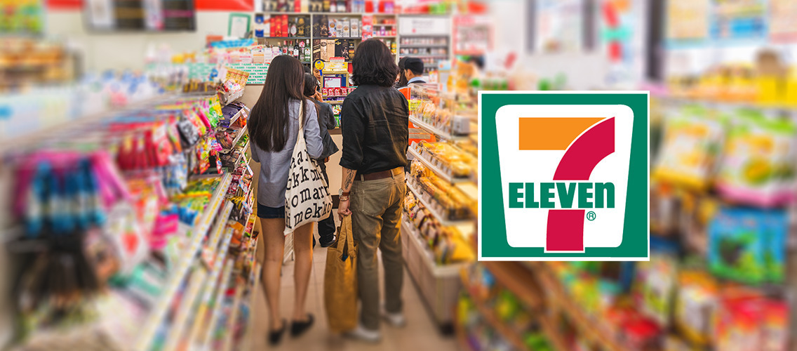 Create the best shopping experience to make 7-Eleven the favorite convenience store of young people!