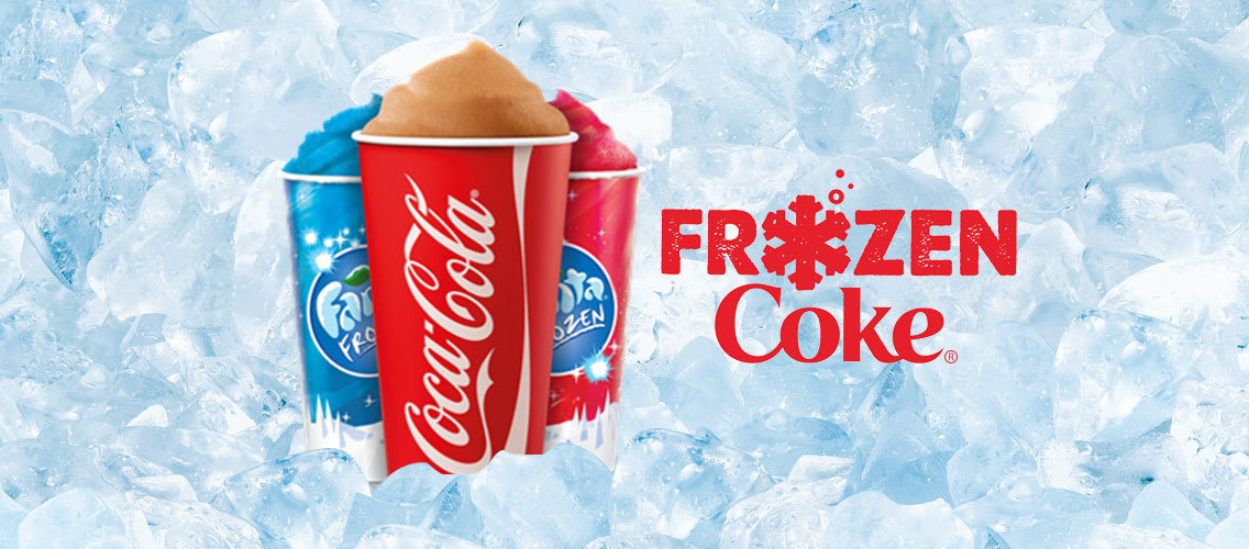 Coca-Cola® Freeze