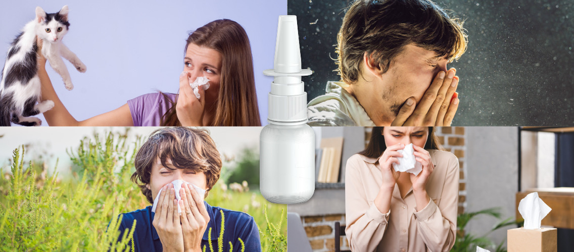 Name the new all-time best allergy relief nasal spray!