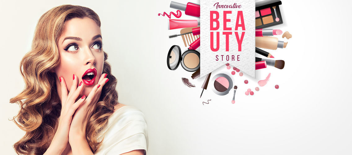 Reinvent instore makeup experience for an expert, trendy & cool new brand.