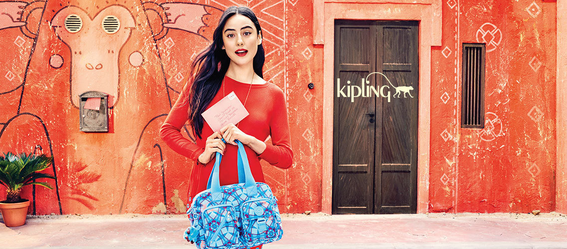 Invent a brand new must-have Kipling bag!