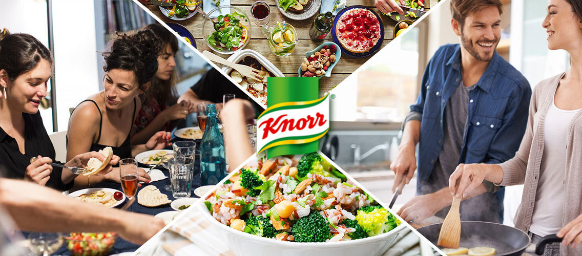 Create a new Knorr product for Millennial foodies!