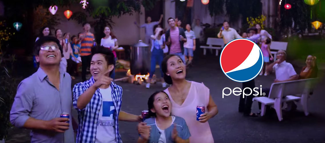 How can you disrupt boring tradition and make Pepsi young people's indispensable drink of choice for traditional family gatherings and occasions?
