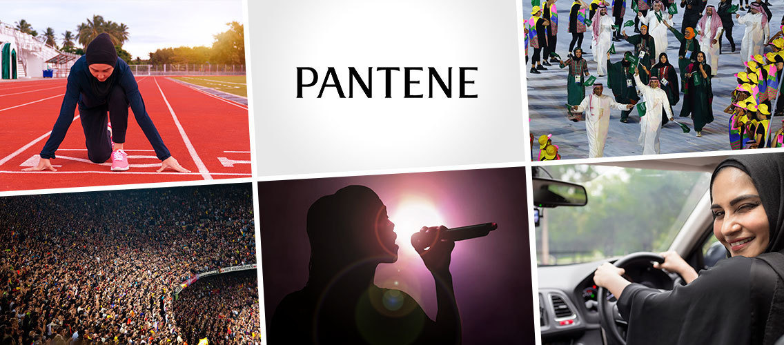 Create a relatable, and emotional story to inspire Pantene's next social campaign in Saudi Arabia.