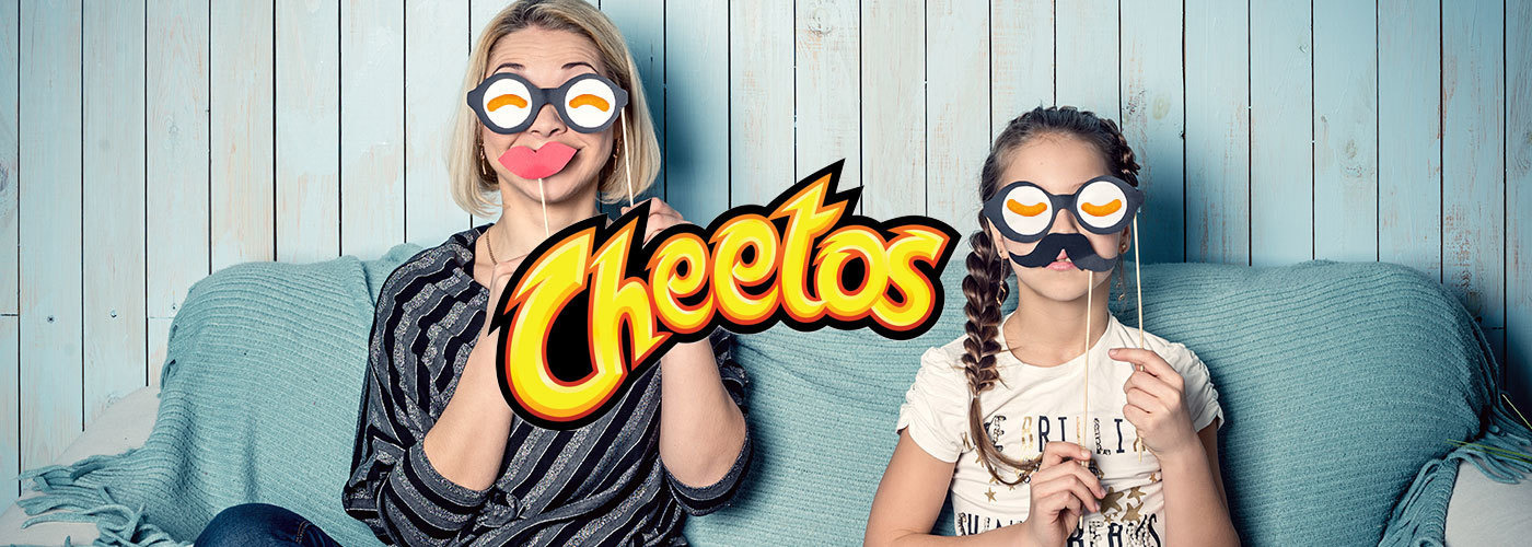 Bring family together with Cheetos!