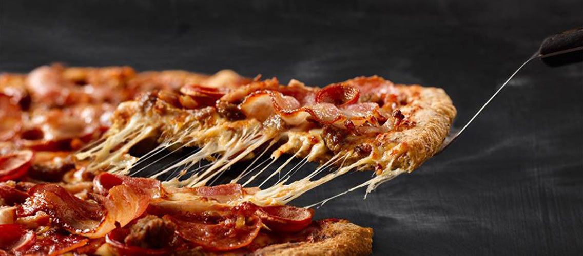 Invent the next pizza that could revolutionize the way we eat pizzas.