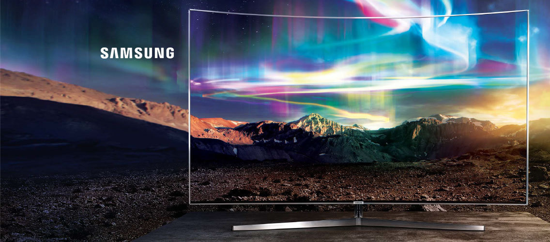 Convince people to choose a Samsung Quantum Dot TV in a creative and funky new way!