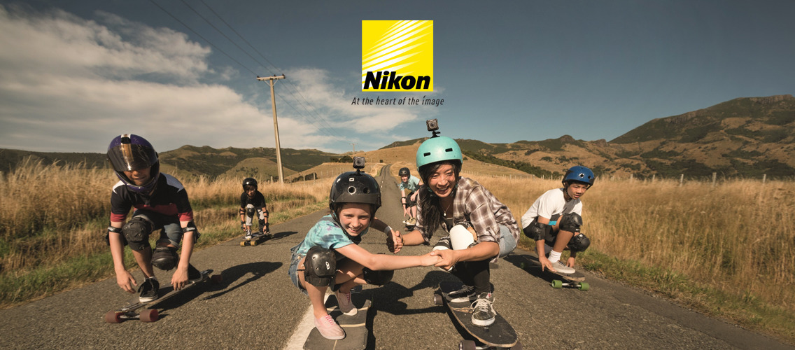 Show us what inspires you to tell your stories through the lens of a Nikon camera