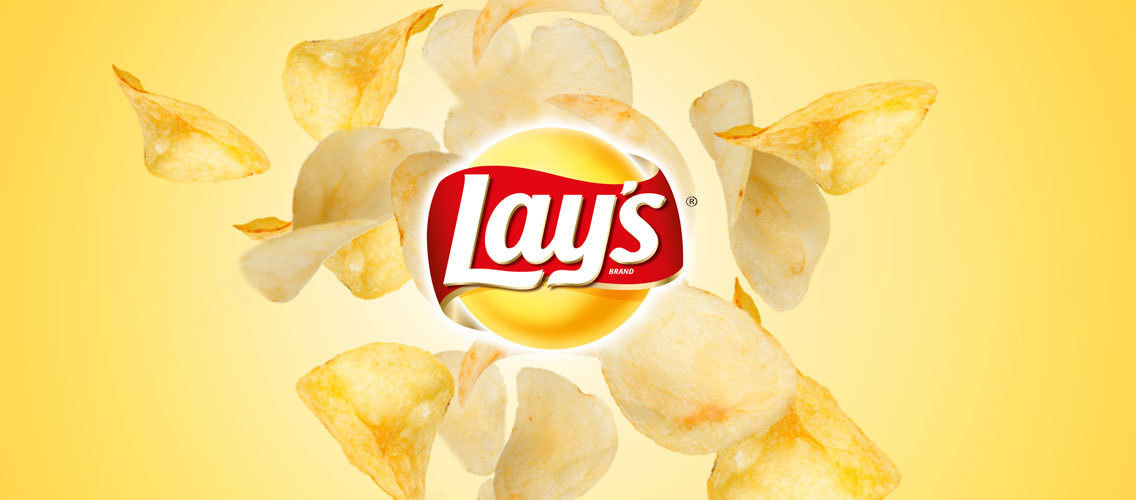 Make life flavorful with Lay's chips!