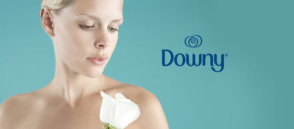 Take women on a sensorial journey with Downy Sensitive!