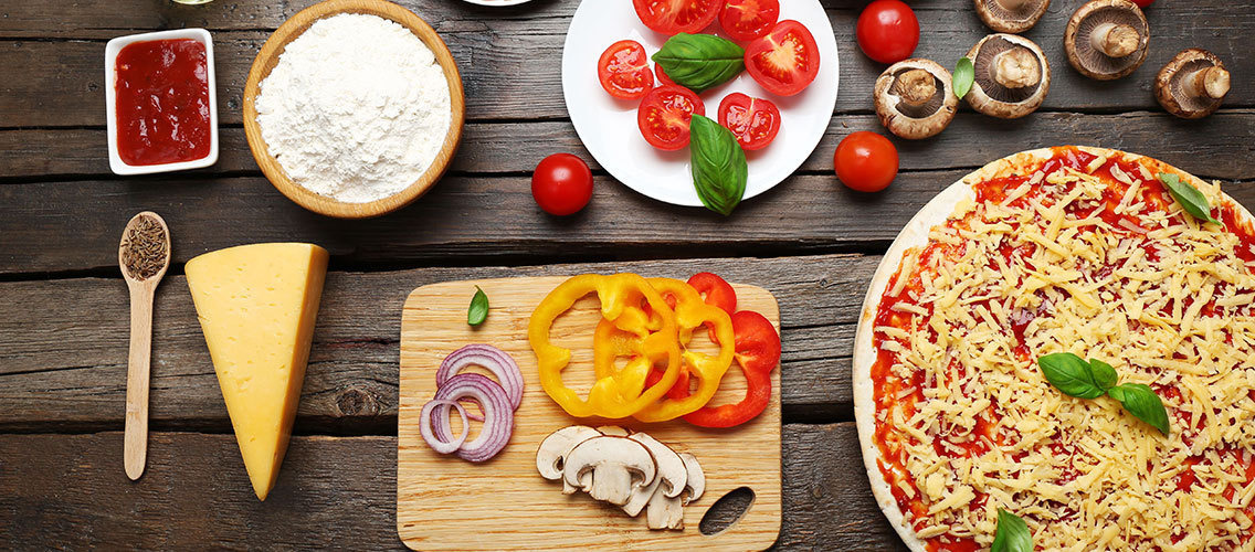 How can you revolutionize pizza and make it everyone's favorite food?