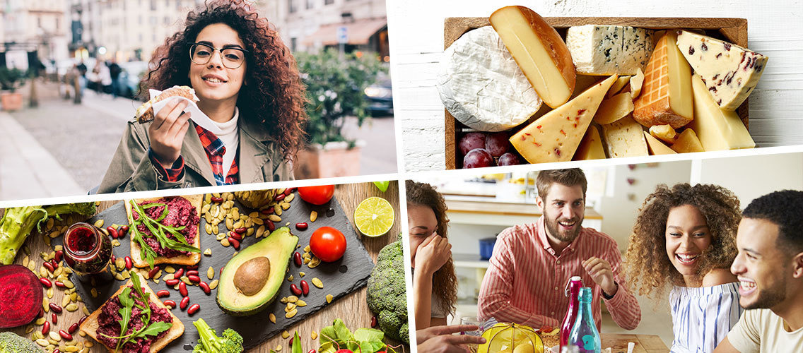 Invent a breakthrough cheese brand to delight millennials and offer an alternative cheese experience!