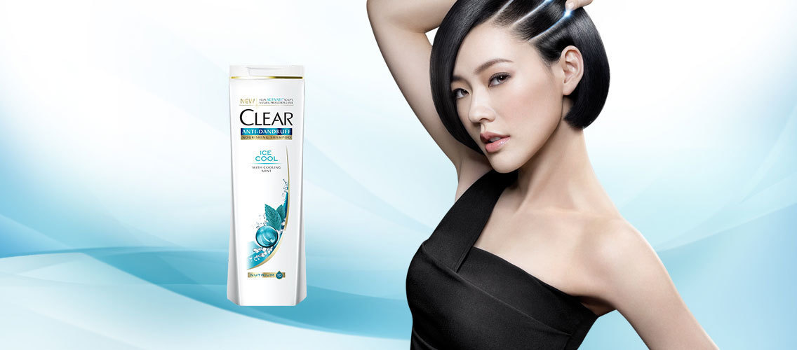 Reinvent the way intense cooling can be shown for CLEAR Ice Cool Menthol!