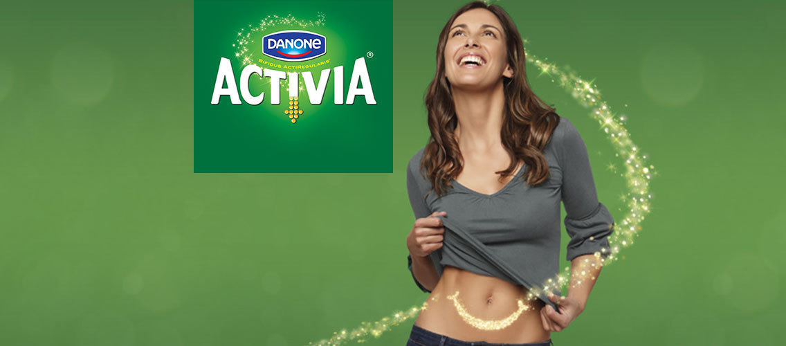 Invent a new and unique Activia yogurt with cereals!