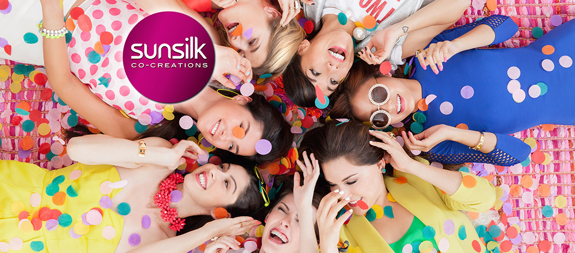 Show us how young women win everyday small victories with Sunsilk.