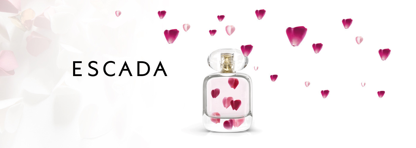 Name the new ESCADA perfume!